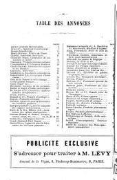 Annuaire du Ministère des postes et des télégraphes de France