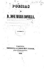 Poesias. [Edited by V. Biox.]