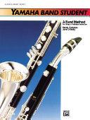 Yamaha Band Student, Bk 2: B-Flat Tenor Saxophone