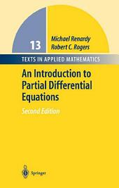 An Introduction to Partial Differential Equations: Edition 2