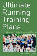 Ultimate Running Training Plans