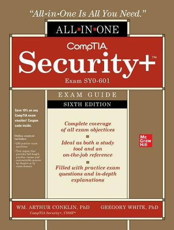 CompTIA Security  All in One Exam Guide  Sixth Edition  Exam SY0 601   PDF