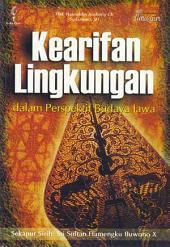 Kearifan Lingkungan: dalam Perspektif Budaya Jawa