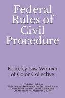 Federal Rules of Civil Procedure PDF