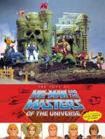 The Toys of He Man and the Masters of the Universe PDF