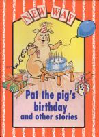 Pat the Pig s Birthday and Other Stories PDF
