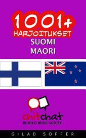 1001+ harjoitukset suomi - maori