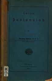 Celtic Declension