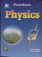 Comprehensive Physics XII PDF