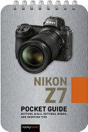 Nikon Z7  Pocket Guide PDF