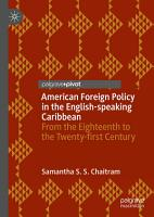American Foreign Policy in the English speaking Caribbean PDF
