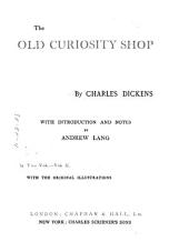 The Old Curiosity Shop: Volume 11