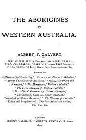 The Aborigines of Western Australia