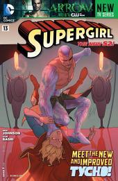 Supergirl (2011-) #13