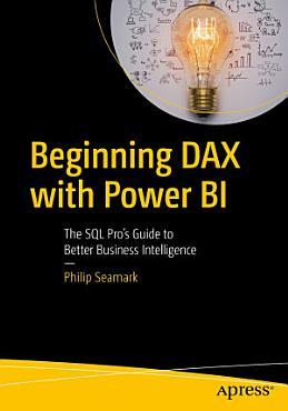 Beginning DAX with Power BI PDF