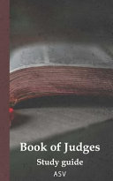 The Book of Judges Study Guide