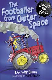 Books For Boys: 15: The Footballer from Outer Space