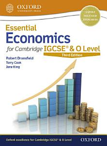 Essential Economics for Cambridge IGCSE     O Level PDF