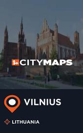 City Maps Vilnius Lithuania