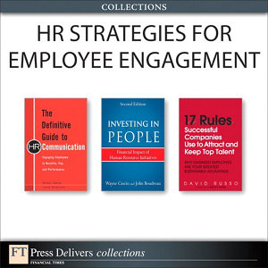 HR Strategies for Employee Engagement  Collection