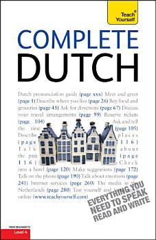 Complete Dutch Beginner to Intermediate Course PDF