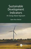 Sustainable Development Indicators PDF