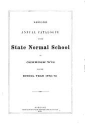 Annual Catalog ...
