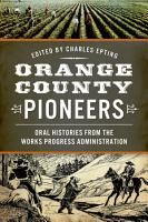 Orange County Pioneers PDF