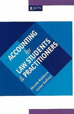 Accounting for Law Students and Practitioners PDF