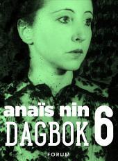 Dagbok 6: 1956-1966