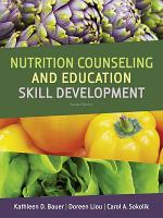 Nutrition Counseling and Education Skill Development PDF