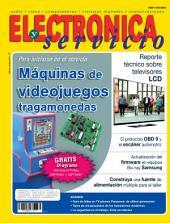 Electrónica y Servicio: Máquinas de videojuegos tragamonedas