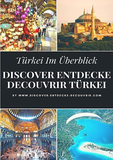 DISCOVER ENTDECKE DECOUVRIR T  RKEI PDF