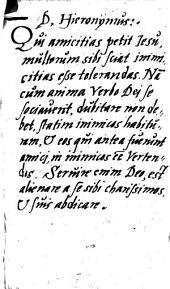 De ritu apostolico ordinationis usitatae in ecclesiis purioribus tractatus