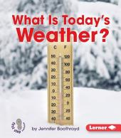What Is Today's Weather?