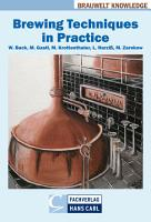 Brewing Techniques in Practice PDF