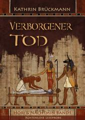 Verborgener Tod - Leseprobe: Hori & Nachtmin, Band 1