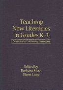 Teaching New Literacies in Grades K 3