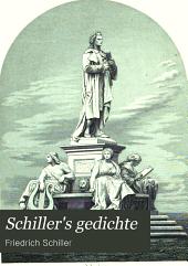 Schiller's gedichte