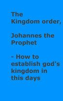 The kingdom order
