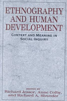 Ethnography and Human Development PDF