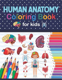 Human Anatomy Coloring Book For Kids PDF