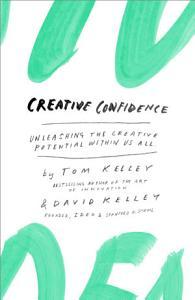 Creative Confidence Book