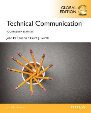 Technical Communication  Global Edition PDF
