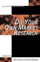 Do Your Own Market Research PDF