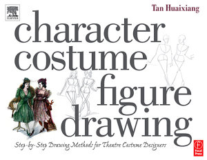 Character Costume Figure Drawing Book