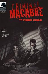 Criminal Macabre: The Third Child #1