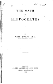 The Oath of Hippocrates