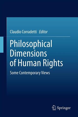 Philosophical Dimensions of Human Rights PDF