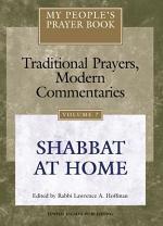 My People's Prayer Book: Shabbat at home